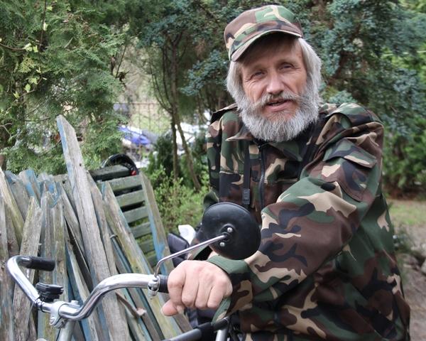 Знаменитый белорусский путешественник на велосипеде проедет через Бийск