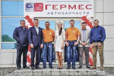 То, чего ждали: в Бийске начал работать магазин автозапчастей «Гермес»