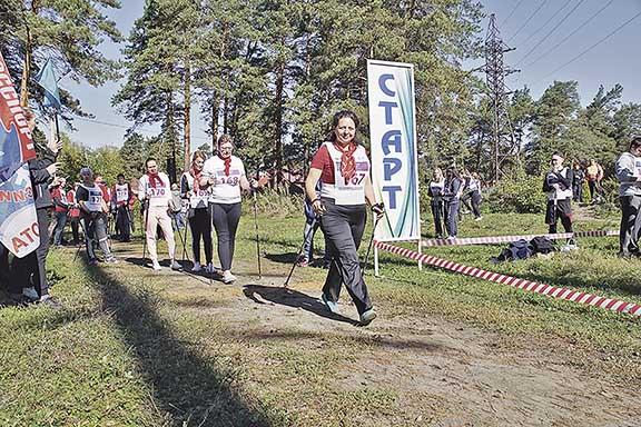 Бийчан приглашают на спортивный праздник «Легкими шагами — Алтай!»
