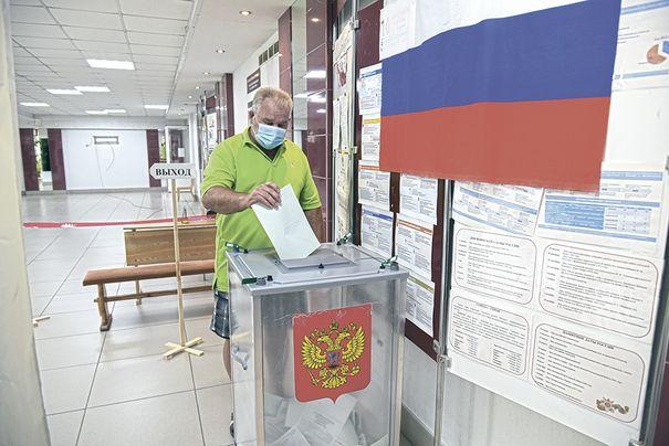 По итогам двух дней выборов в Алтайском крае проголосовали 21,53% избирателей