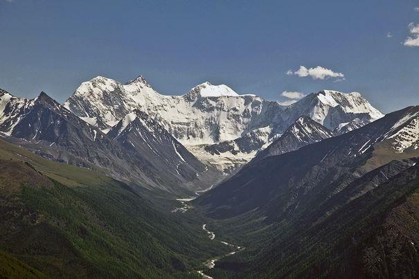 Горы и символы, или Ода луне над Чулышманом