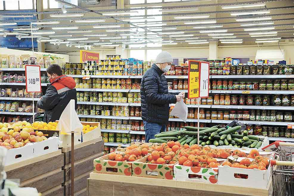 Корзина потребителя: динамика цен и перспективы