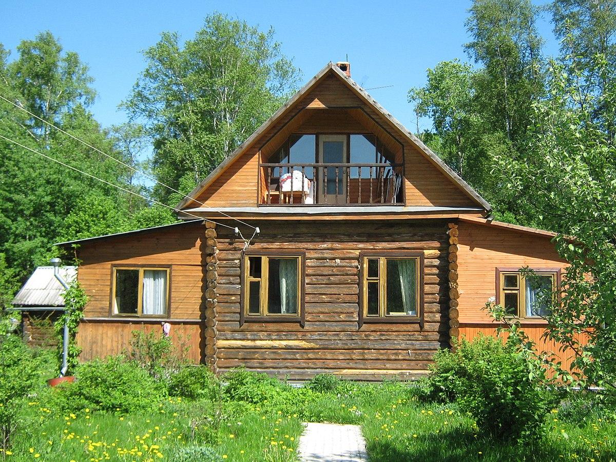 Россиян обязали получать разрешение на строительство дачных домов