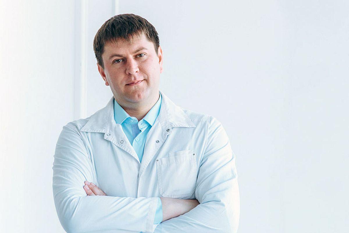 Интервью с главным врачом ЦГБ