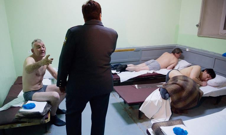 Госдума в первом чтении одобрила законопроект о возрождении вытрезвителей