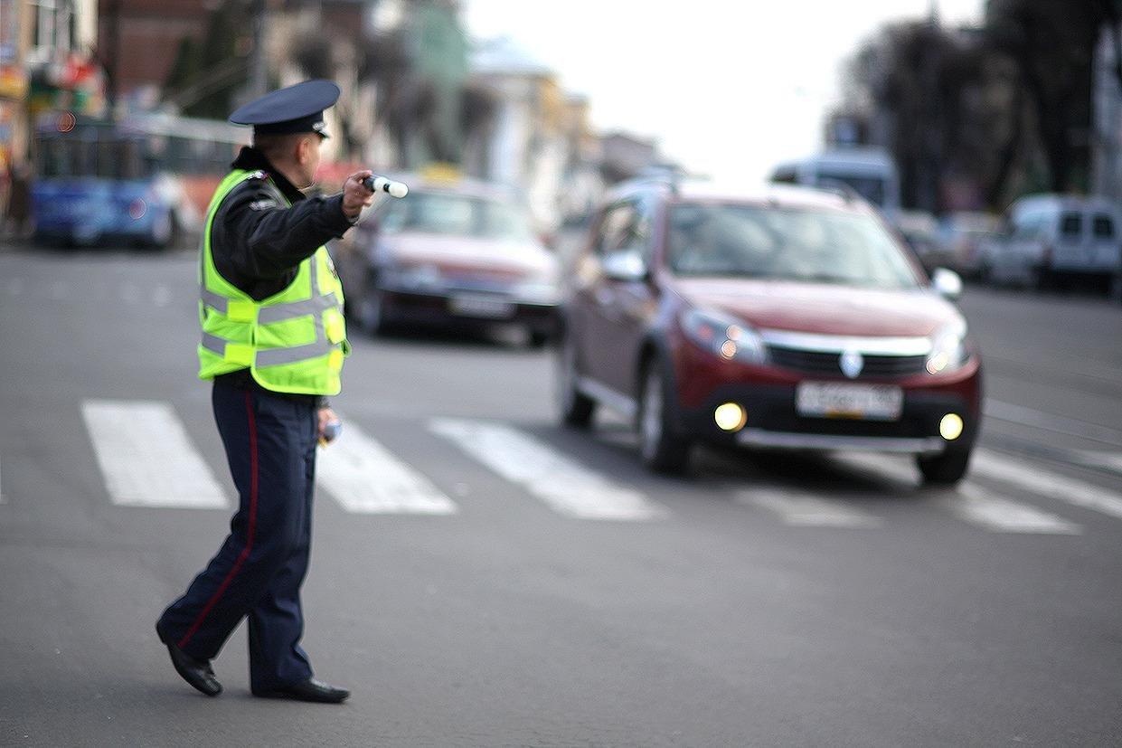 За неделю 7—13 октября в Бийске задержано 32 пьяных водителя