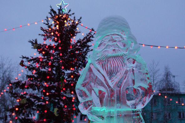Дед Мороз дал старт подготовке к Новому году в России