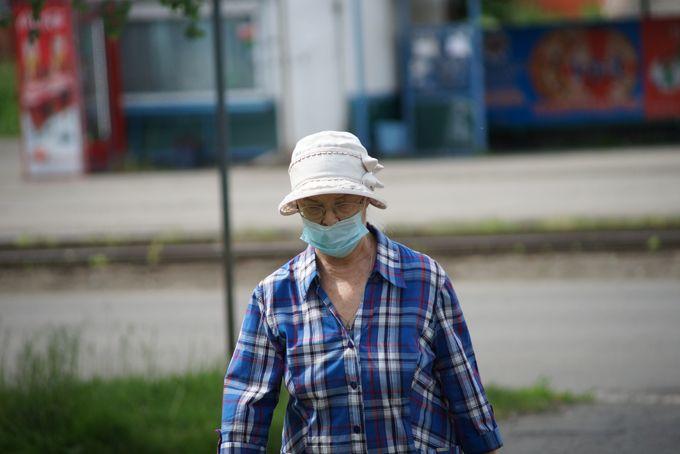 71 новый случай заболевания коронавирусной инфекцией выявлен в Алтайском крае