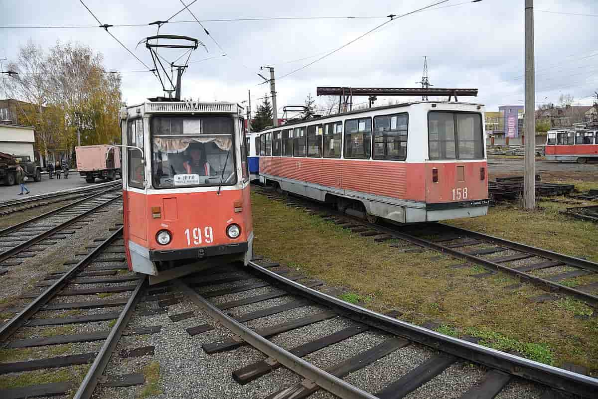 Модернизацию трамвайного хозяйства в Бийске начнут не ранее 2023 года