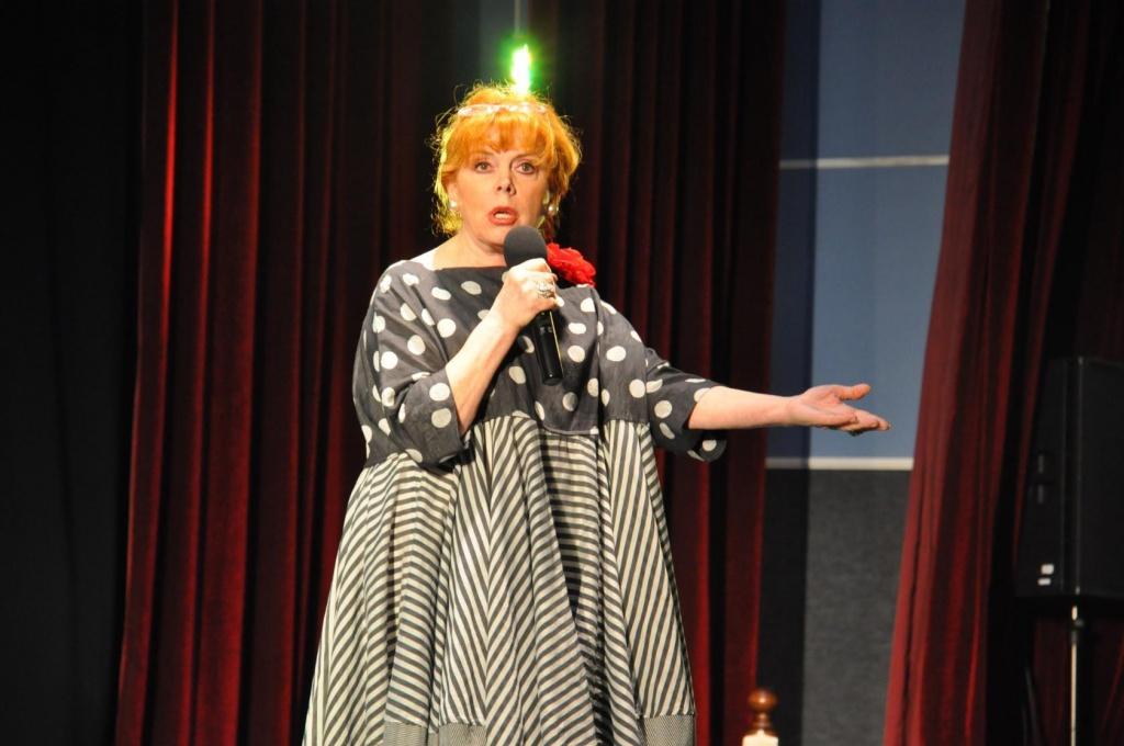 Клара Новикова в Бийске