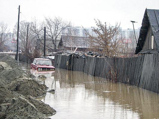 Жара снизит вероятность мощного паводка