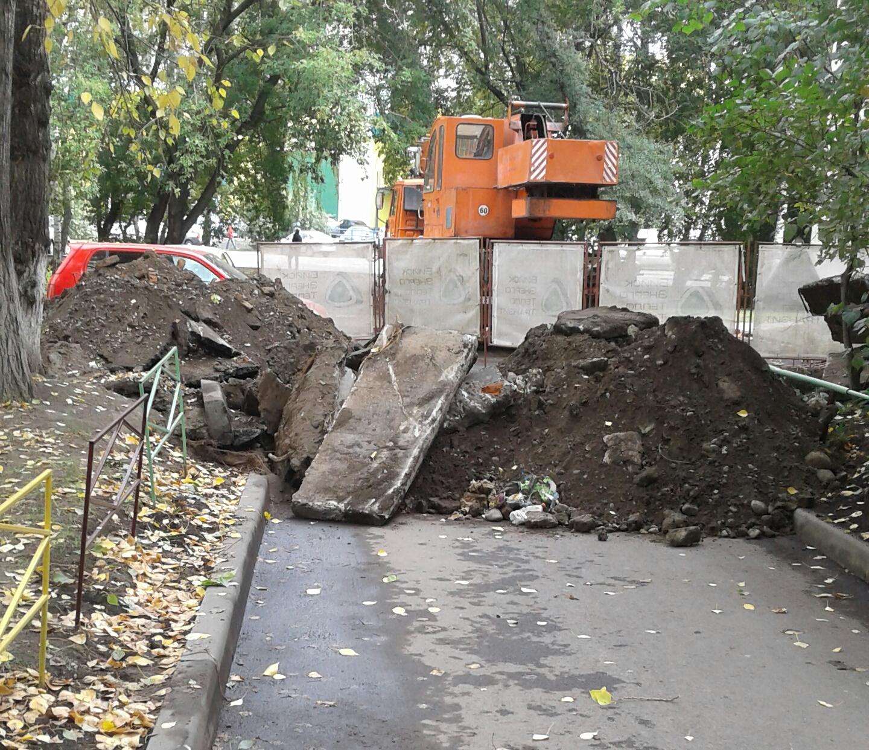 Семь повреждений выявил первый день гидроиспытаний на теплосетях Бийска