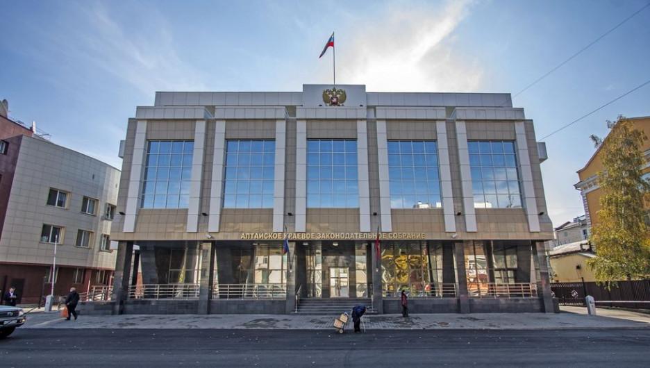 Депутаты Алтайского Законодательного собрания не будут лишать полномочий Ирину Теплову