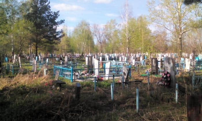 Администрация расширяет Заречное кладбище
