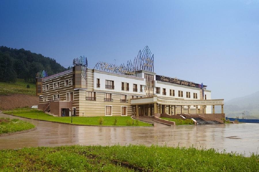 Бюджет в 157 млн рублей заложен на строительство дороги к единственному алтайскому казино