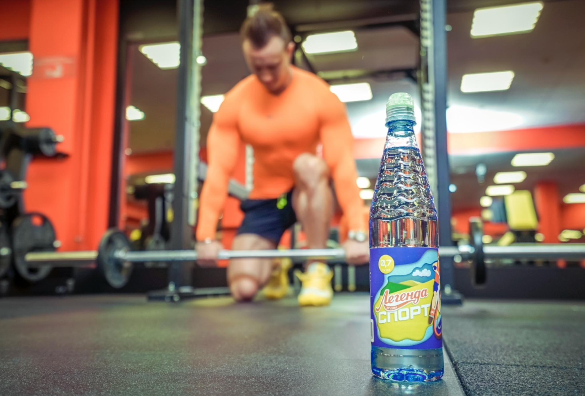 Новая формула воды для спорта