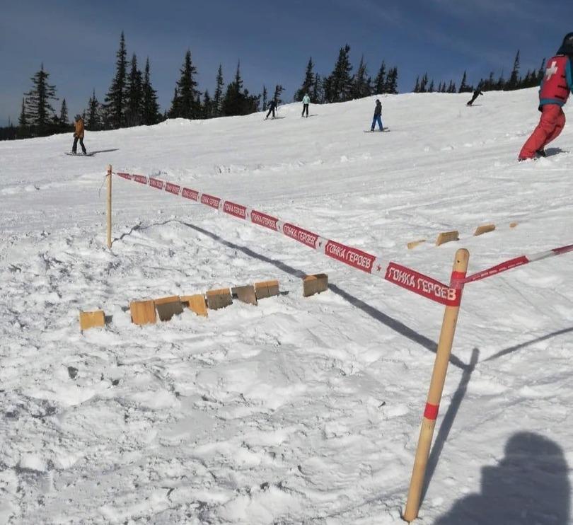 Бийчанка погибла при спуске на горнолыжном склоне в Шерегеше