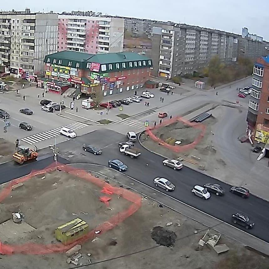 Этим летом на перекрестке Советской и Стахановской нанесут разметку