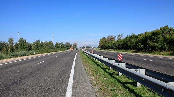 В Бийском районе сдали 21 км Чуйского тракта