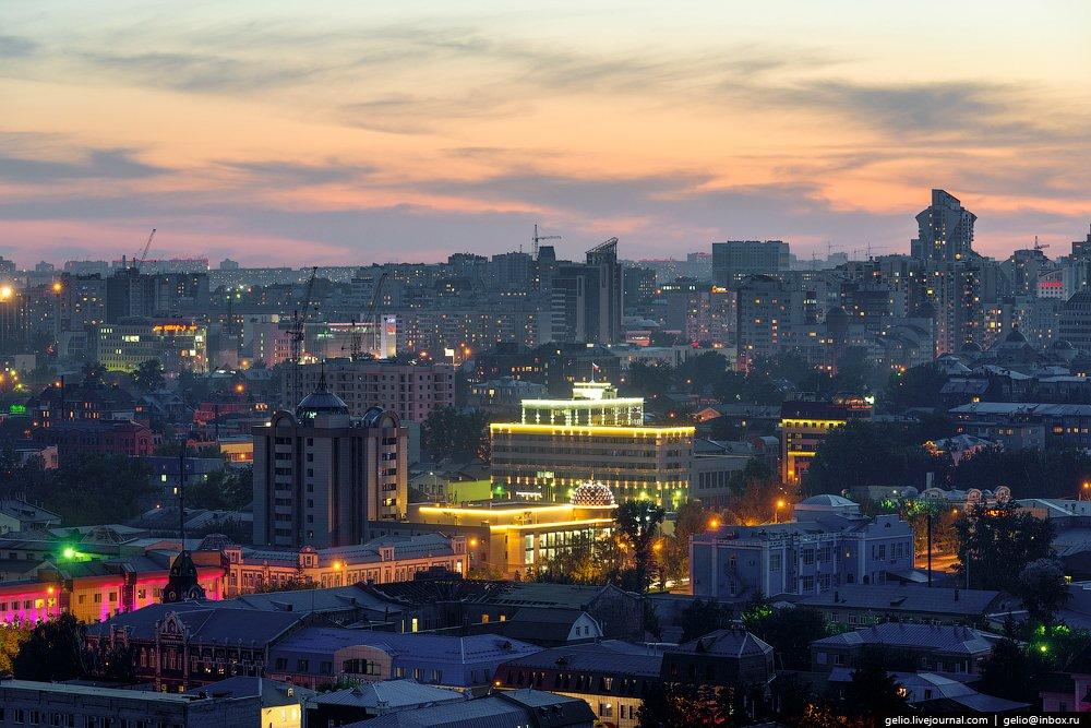 Барнаул вернулся в топ-20 городов России с самой большой численностью населения