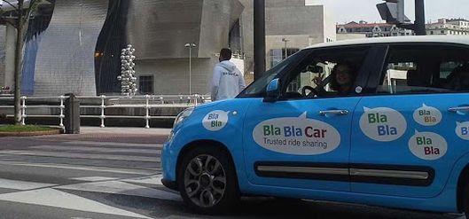 Сервис BlaBlaCar возобновил работу в России