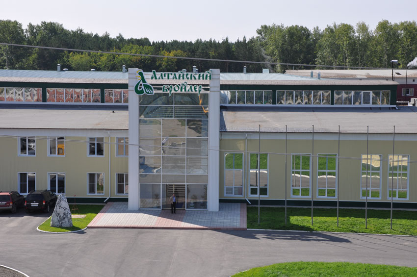 Представители «Черкизово» пообещали развивать «Алтайский бройлер»