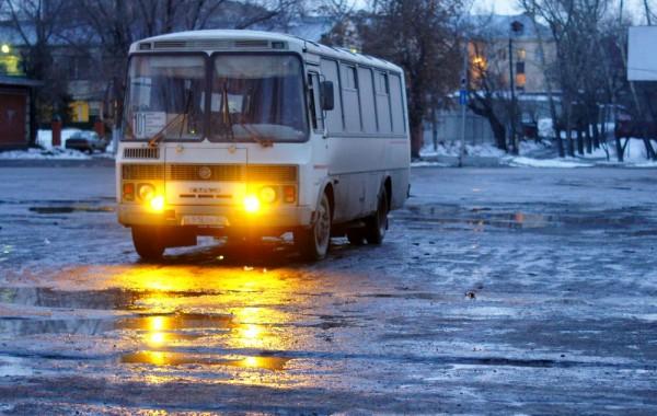 Глава Бийска поручил оснастить городские автобусы средствами информирования о ЧП