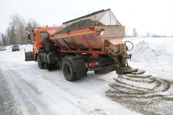 Подрядчики по уборке дорог города остались прежними