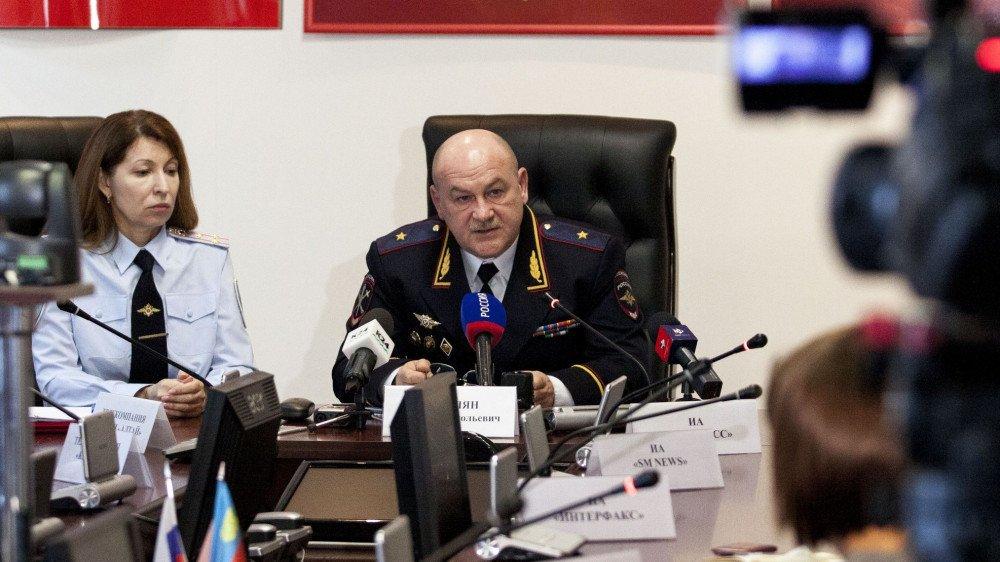 Главный полицейский Алтайского края получил повышение
