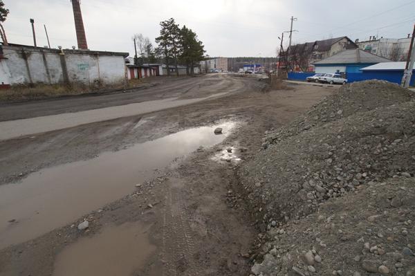 Жители поселка Нагорный планируют благоустроить его с помощью краевой поддержки