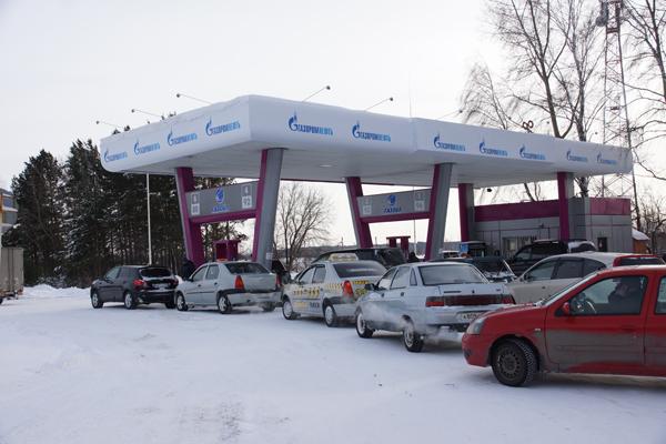 За прошедшую неделю цена бензина в регионе выросла еще на 50 копеек