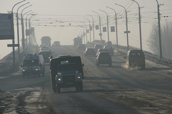 35-градусные морозы в Алтайском крае откладываются
