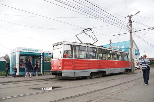 Администрация Бийска рассматривает покупку 2—4 б/у трамваев из Москвы