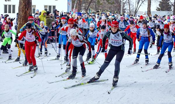 11 февраля в селе Алтайском пройдет забег Всероссийской массовой гонки «Лыжня России-2018»
