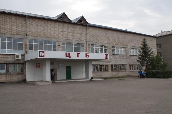 Ремонт инфекционного отделения ЦГБ закончат в 2019 году