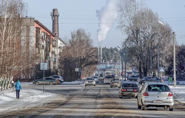 В пятницу, 10 января, в Алтайском крае ожидается похолодание до -28 градусов