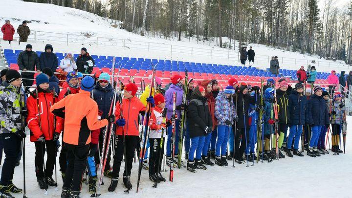 Бийские спортсмены заняли второе место на VIII зимней Олимпиаде городов Алтайского края