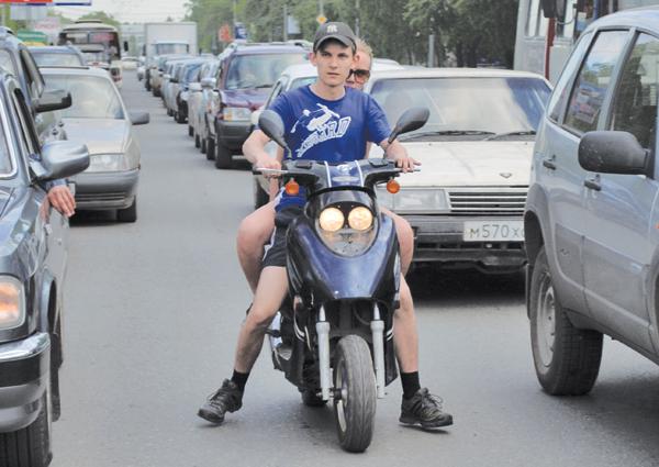 Алтайский край рискует стать регионом с высокой дорожной опасностью