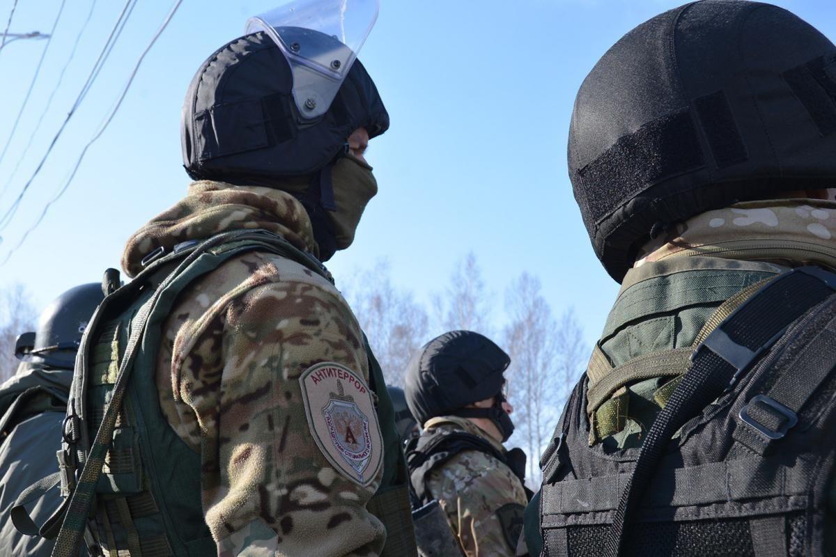 Антитеррористические учения в Бийске. Итоги