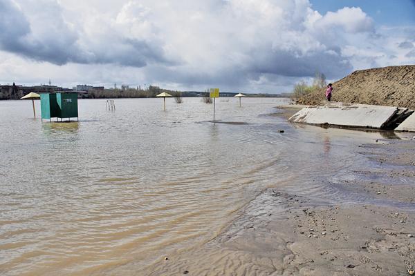 В администрации Бийска озвучили прогноз прохождения паводка на территории города