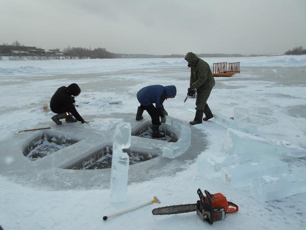 Гидрометцентр опубликовал прогноз погоды в Алтайском крае на Крещение