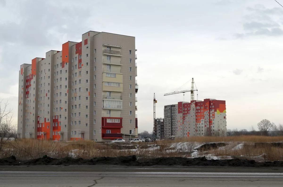 Государственная инспекция: большинство замороженных строек региона находятся в Бийске