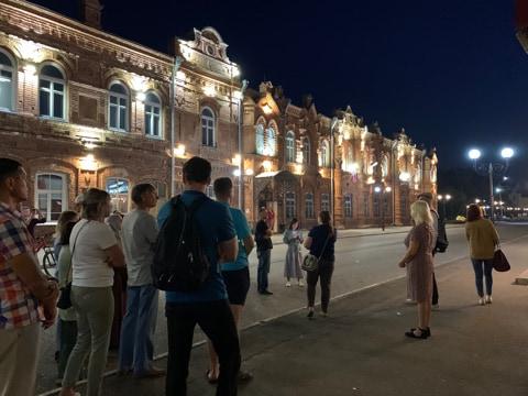 В октябре улицу Советскую в старом центре снова будут перекрывать для воскресных прогулок