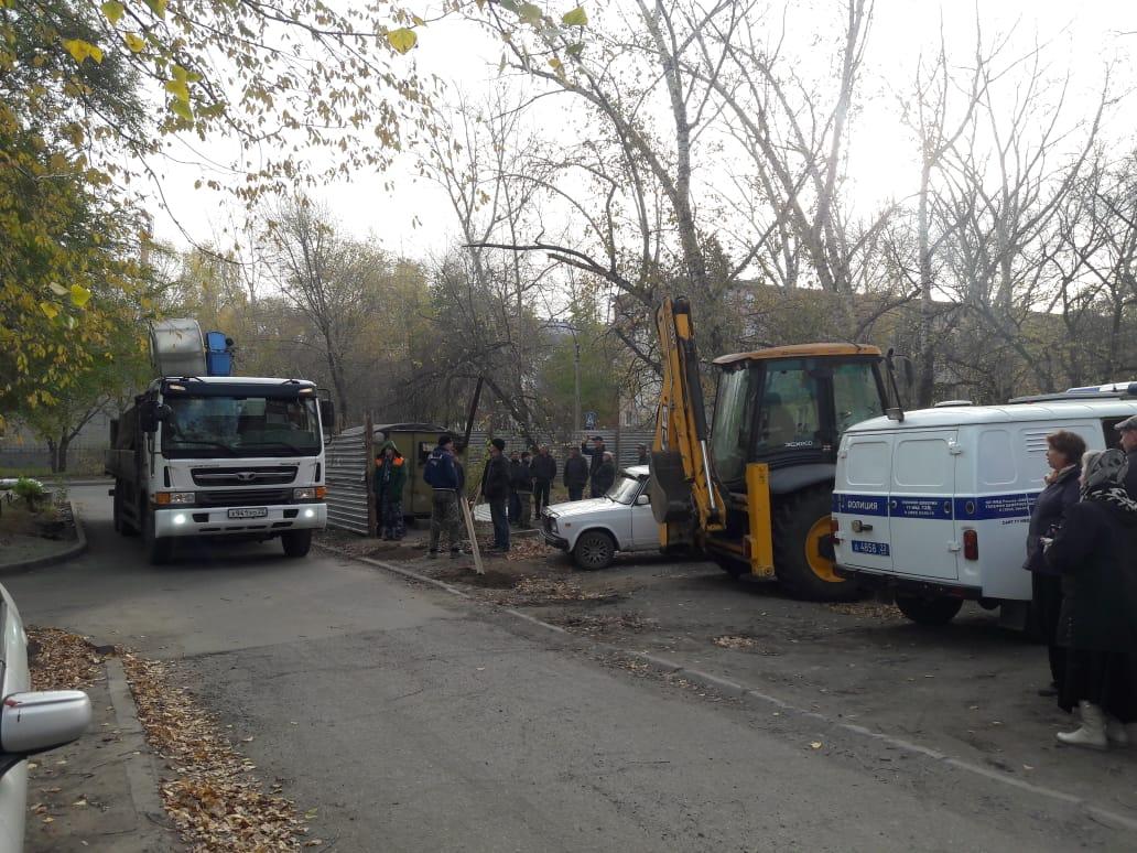 Стройка отменяется: Суд вынес решение по делу о возведении дома на Липового