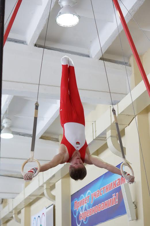 Бийские гимнасты отличились на Всероссийских соревнованиях