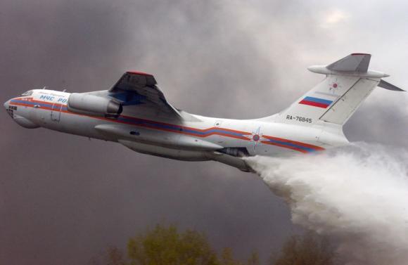 Против красноярских чиновников возбудили уголовное дело из-за пожаров в Сибири