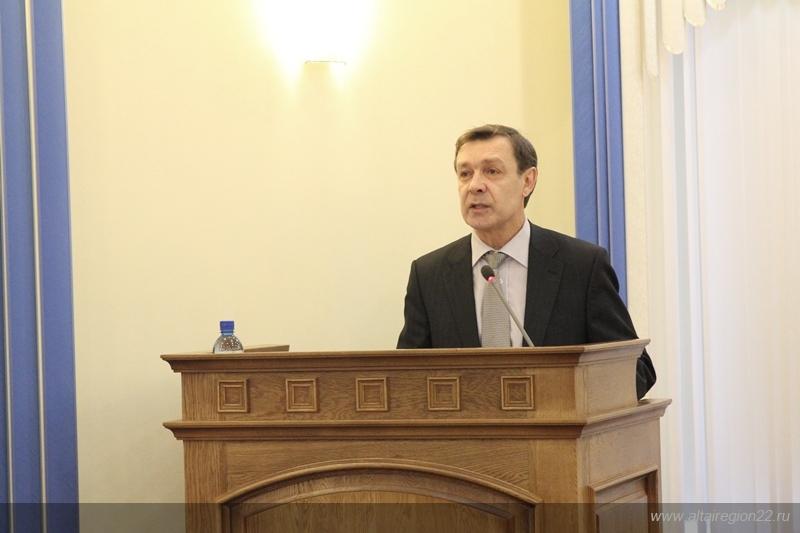 В Алтайском крае назначен новый глава Минэкономразвития