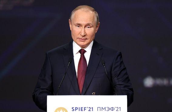 Алтайский край не попал в число регионов, отмеченных Владимиром Путиным