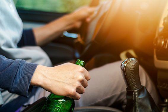 За повторные «пьяные» ДТП будут сажать на три года