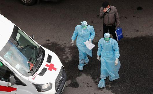 Количество новых зараженных коронавирусом в регионе не снижается